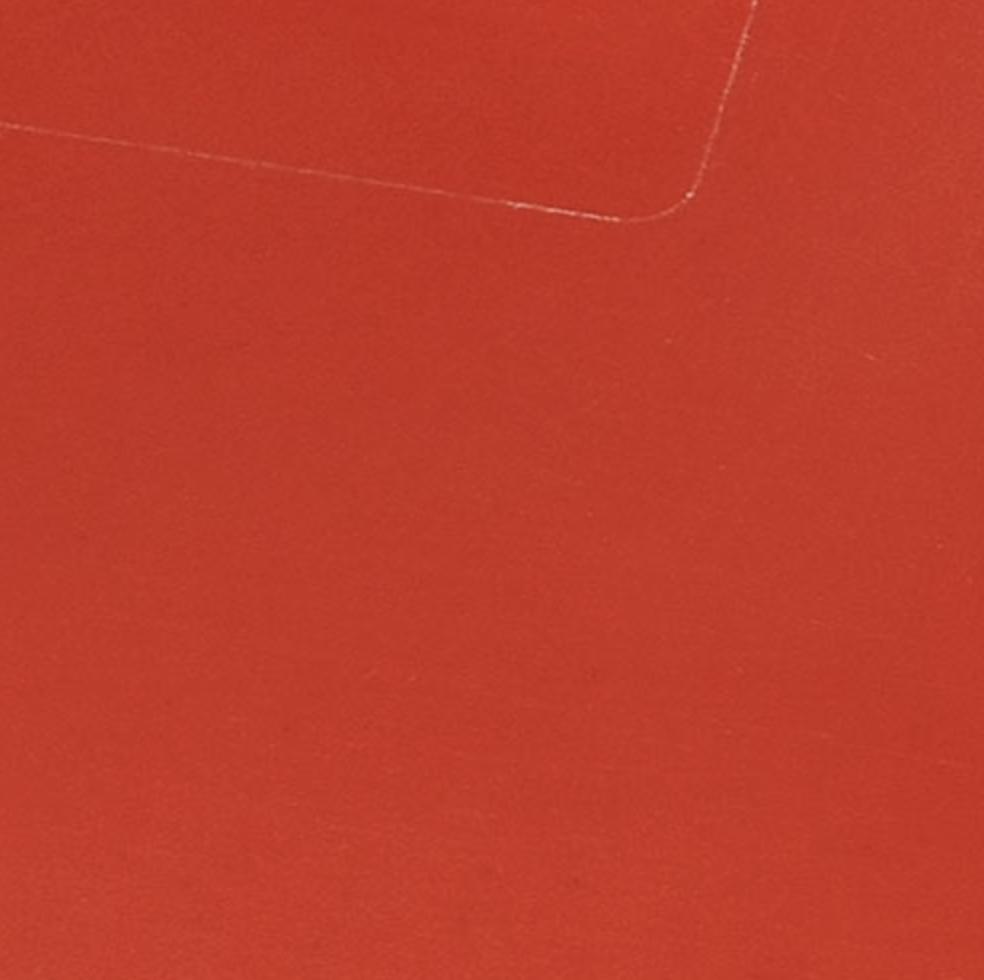 Color rojo 061