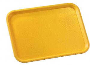 Bandejas fast food rectangulares