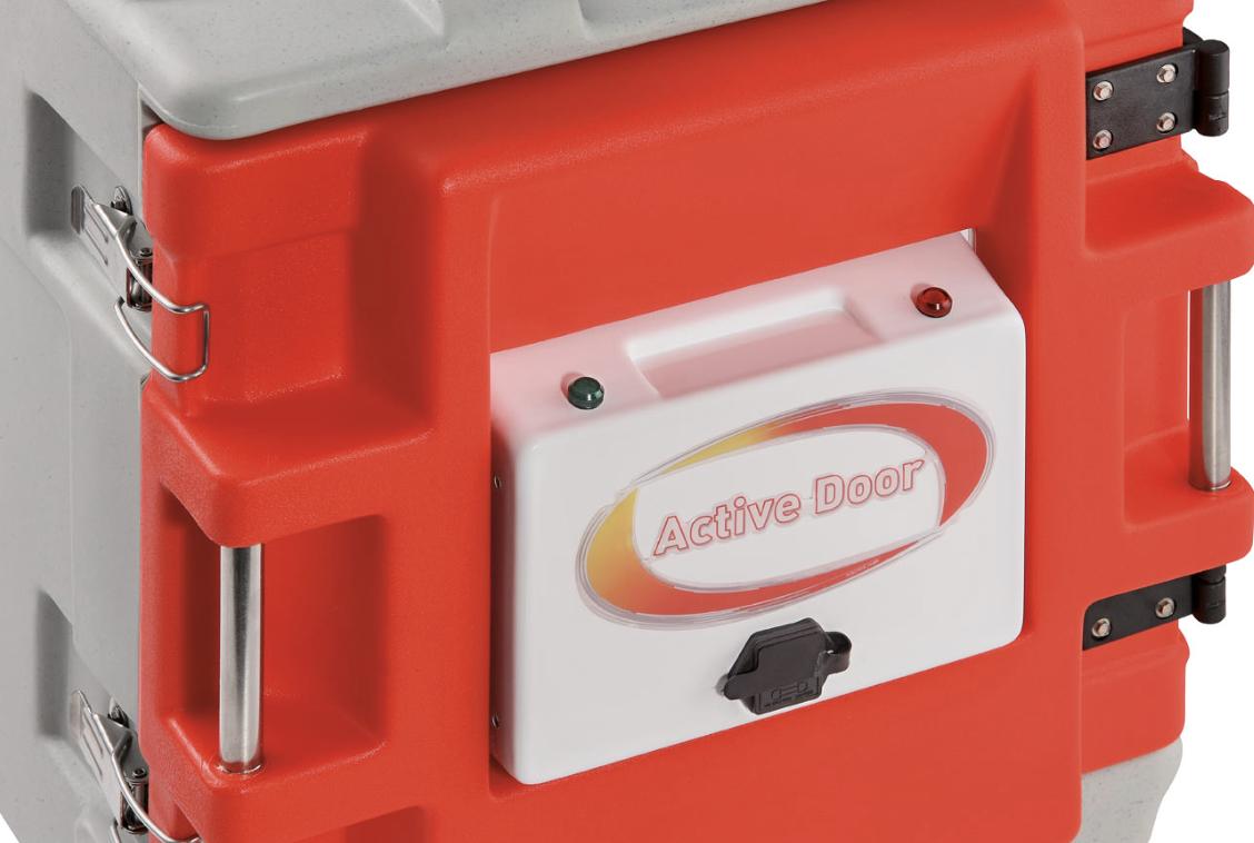 Puerta activa AF7 230V - Sistema de activación por alimentación elérctrica AF7. Kit calefacción elérctrica 230V 2.