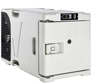 Contenedor isotermo refrigerado de 32 litros para congelados, KOALA 32 N - apertura frontal