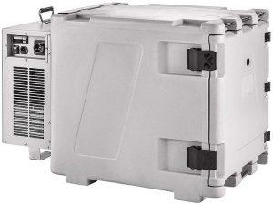 Contenedor refrigerado de 150 litros