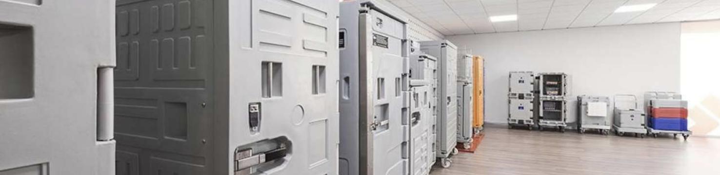 Contenedores Isotérmicos y Refrigerados